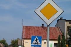 czestochowa znaki drogowe d1